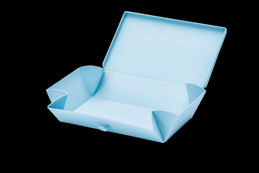 No 01 light blue box pink strap - Light blue and mint green ...